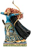 Jim Shore for Enesco Disney Traditions Princess Merida from BRAVE Figurine, 10.125-Inch