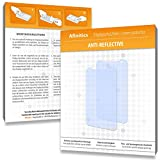 2 x Afinitics Anti-Reflective Screen Protector for HTC Desire 310 - PREMIUM QUALITY (non-reflecting, hard-coated, bubble free application)