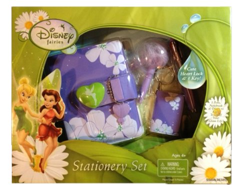 Disney Fairies Stationery Set