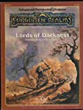 img - for Lords of Darkness (Advanced Dungeons & Dragons/ Forgotten Realms Accessory REF5, 9240) book / textbook / text book