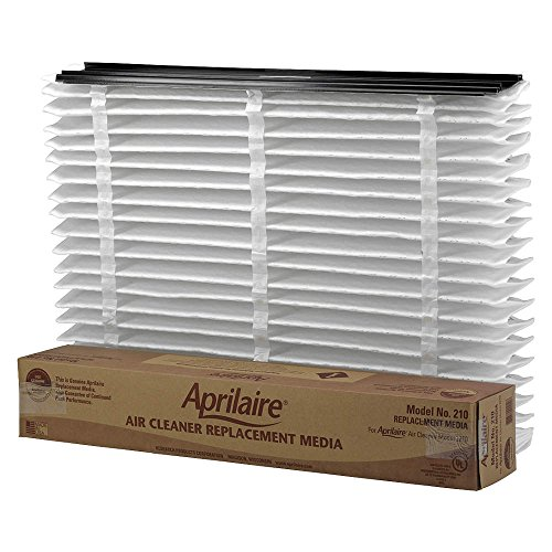 Aprilaire 210 Replacement Media For Media Air Cleaner 20 X 25 Merv 11