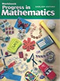 img - for Progress in Mathematics by McDonnell, Rose A., Burrows, Anne V., Smith, Rita C. (1993) Paperback book / textbook / text book