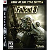 Fallout 3: Game of the Year Edition - PlayStation 3by Bethesda
