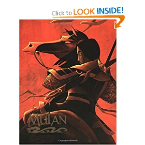 The Art of Mulan Jeff Kurtti