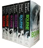 Robert Ludlum The Bourne Series 6 Books Set Pack LEGACY Collection Brand NEW