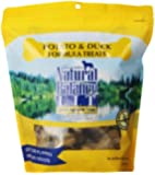 Natural Balance L.I.T. Limited Ingredient Treats Potato and Duck Recipe for Dogs, 28 Ounce Bag