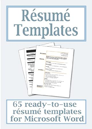 65 Resume Templates
