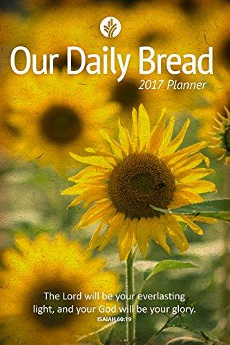 Our Daily Bread Daily Planner 2017 (Daily Bread Planner compare prices)