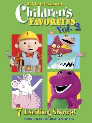 Children's Favorites Volume 2