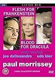echange, troc Blood for Dracula/Flesh for Frankenstein