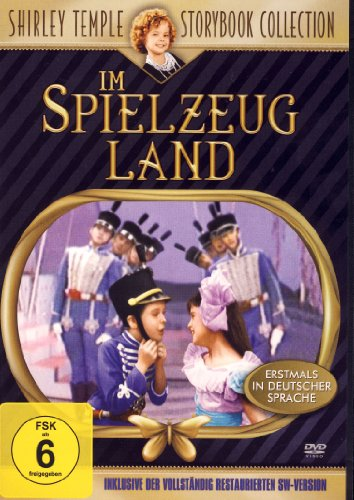 Shirley Temple Storybook Collection - IM SPIELZEUGLAND