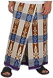 999 Men's Polyester Lungi (999_HP MICRO1_2007 )