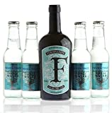 FERDINAND'S Saar Dry Gin & 4 x FEVER TREE Mediterranen