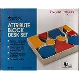 Attribute Block Desk Set