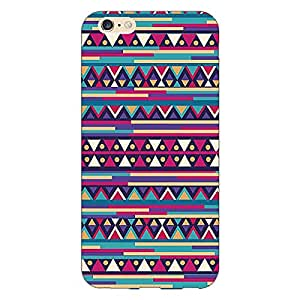 Jugaaduu Aztec Girly Tribal Back Cover Case For Apple iPhone 6