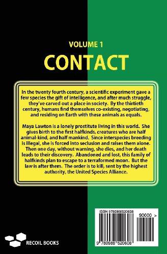 Halfkinds Volume 1: Contact