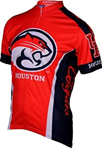Houston Cycling Jersey by Adrenaline Promotions