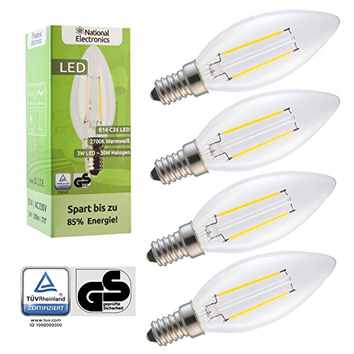 4x-national-electronicsr-e14-3w-300-lumenes-led-lampara-de-ac-230v-270-blanco-caliente-de-la-lampara