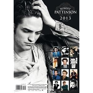 Robert Pattinson 2013 Calendar