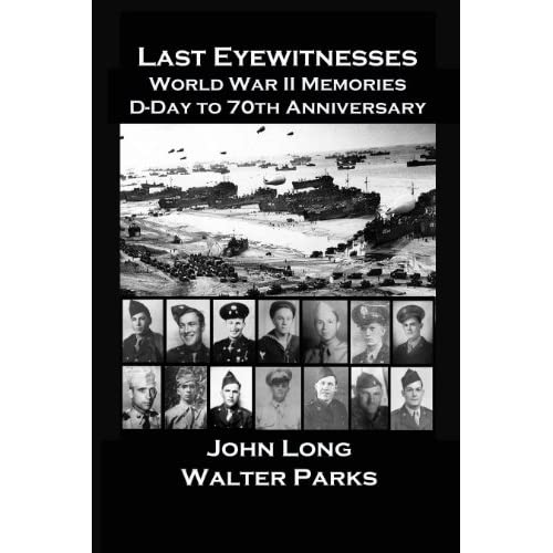 This book was written to help celebrate the 70th anniversary of D-Day and to preserve the last personal voices of the truly great soldiers that went ashore at Normandy on June 6, 1944 or shortly thereafter. Soon, all these brave men will pass to another time and place. We believe that these men s...