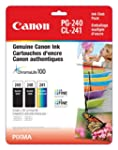 Canon Genuine PG-240 Twin/CL-241 Ink...