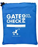 Gate Check Pro XL Stroller Travel Bag for Double - Jogging & Travel Systems