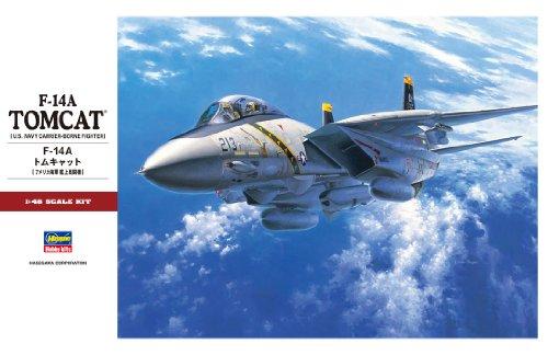 Hasegawa 1:48 - F-14A Tomcat - H-PT46