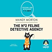 The No 2 Feline Detective Agency | Mandy Morton