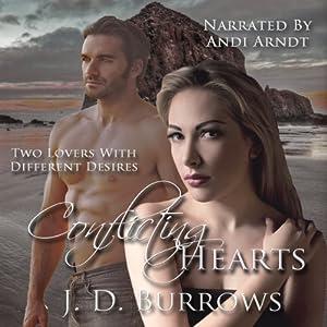 Conflicting Hearts   [J. D. Burrows]