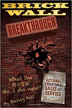 Brick Wall Breakthrough. What The @#$%! Do I Do Next?: Actions For Exceptional Sales And Service