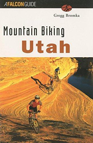 Mountain Biking Utah (Rev) (State Mountain Biking Series) front-768721