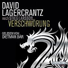 Verschwörung (Millennium 4) (       gekürzt) von David Lagercrantz Gesprochen von: Dietmar Bär