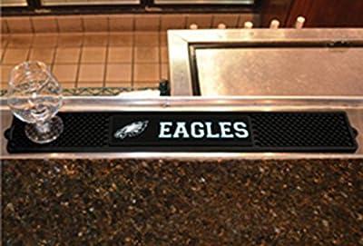 FANMATS - 13995 - NFL - Philadelphia Eagles Drink Mat 3.25x24
