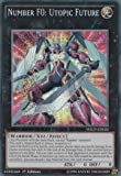Yu-Gi-Oh! - Number F0: Utopic Future (WSUP-EN026) - World Superstars - 1st Edition - Prismatic Secret Rare