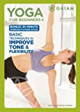 Yoga for Beginners II [DVD] [Import]