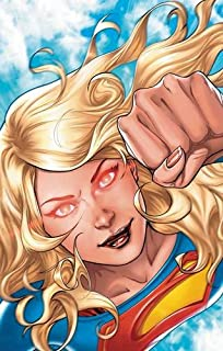 Book Cover: Supergirl Vol. 1: Reign of the Cyborg Supermen (Rebirth)