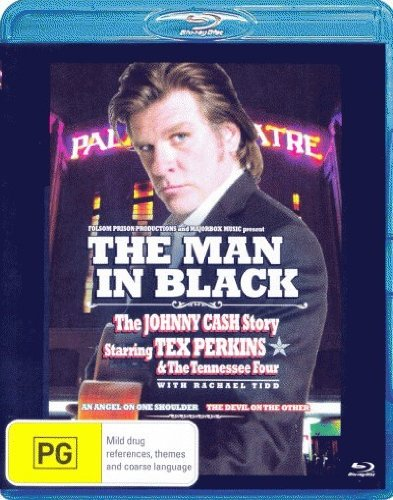 Man in Black [Blu-ray] [Import]