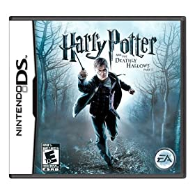 Harry Potter and the Deathly Hallows Part 1: Nintendo DS