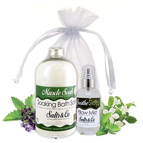 muscle-soak-soothe-aromatherapy-bath-salts-pillow-spray-mist-gift-set-packaged-in-organza-bag-ylang-