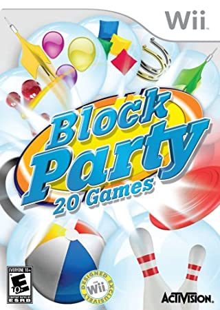 Block Party - 20 Games