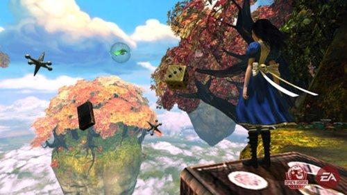 Alice Madness Returns screenshot