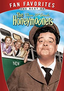 Fan Favorites: The Best of The Honeymooners from Paramount