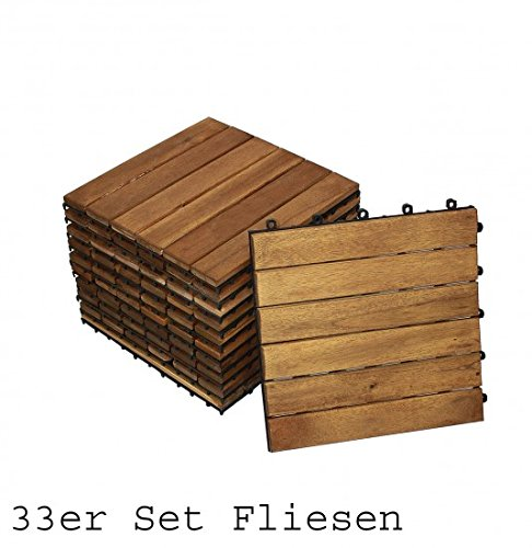 sam terrassenfliese 01 holz fliese aus akazie holz ge lt. Black Bedroom Furniture Sets. Home Design Ideas