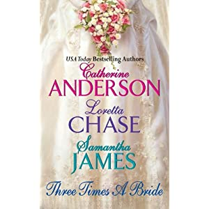 Three Times a Bride anthology