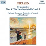 Nielsen, C.: Symphonies Nos. 4 And 5