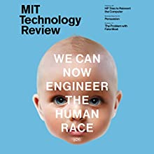 Audible Technology Review, May 2015  by Technology Review Narrated by Todd Mundt