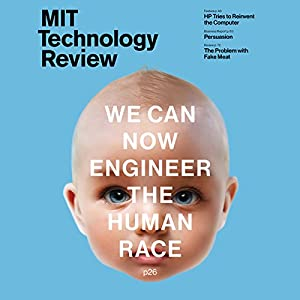 Audible Technology Review, May 2015 | [Technology Review]