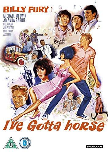 I've Gotta Horse [DVD] [1966]