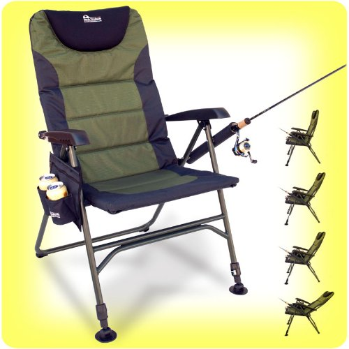 Earth Products Ultimate Outdoor Adjustable Fishing