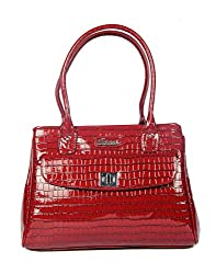 ESBEDA ladies Handbag Red color (MA290616_1406)
